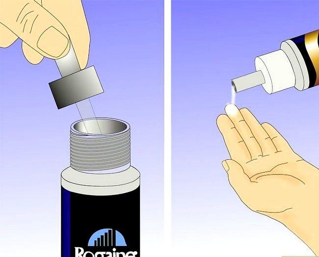 छवि का उपयोग करें Rogaine चरण 3 का उपयोग करें