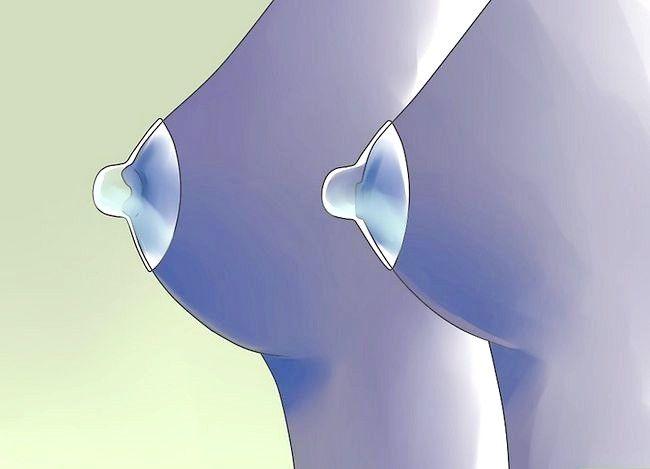 एक स्तनपान निप्पल शील्ड चरण 2 का प्रयोग करें शीर्षक वाला चित्र