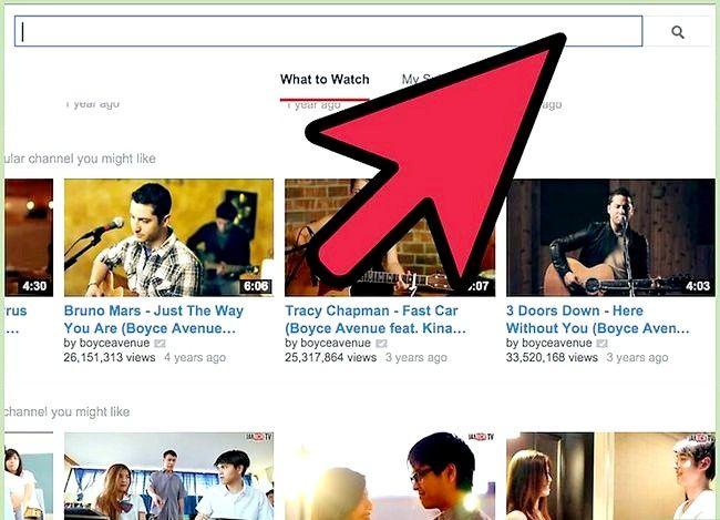 यूट्यूब चरण 2 का प्रयोग करें छवि शीर्षक
