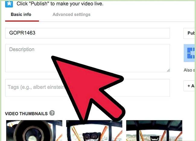 यूट्यूब चरण 9 का प्रयोग करें छवि शीर्षक