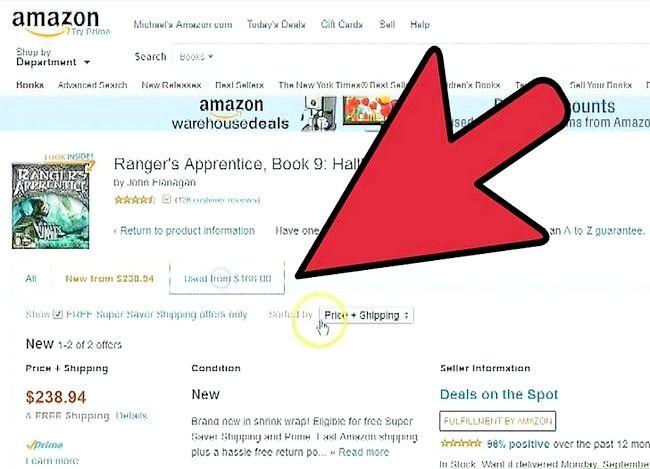 अमेज़ॅन चरण 12 पर किताबें बेचने वाली छवि