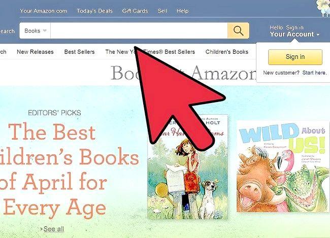 अमेज़ॅन चरण 3 पर बेचें पुस्तकें शीर्षक वाली छवि