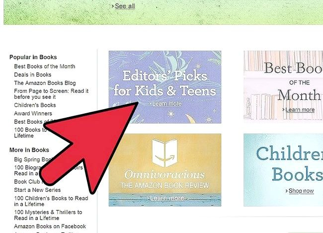 अमेज़ॅन चरण 4 पर बेचें पुस्तकें शीर्षक छवि