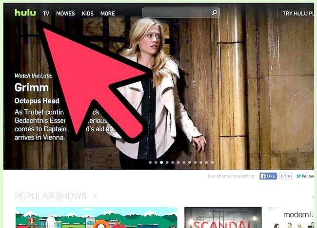 कानूनी रूप से देखो टीवी और फिल्म ऑनलाइन शीर्षक छवि 5 कदम