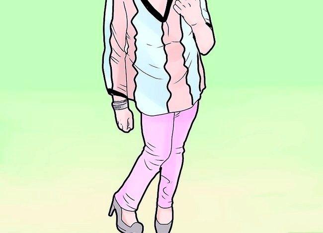 पहनावा रंगीन जीन्स के चरण 18 का शीर्षक चित्र
