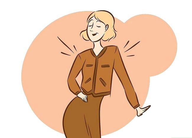 कोको चैनल चरण 12 के समान पोशाक का चित्र