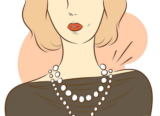 कोको चैनल की तरह पोशाक का शीर्षक चरण 5