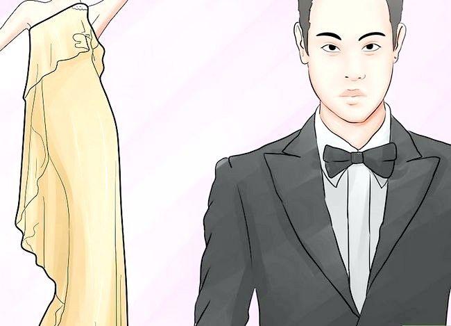 चित्र शीर्षक के लिए ड्रेस के लिए एक रिहर्सल डिनर चरण 8