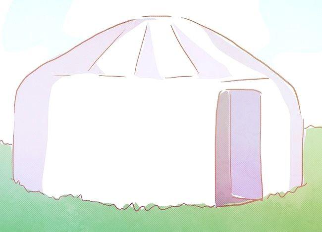 कैसे एक yurt में रहने के लिए